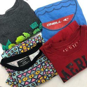 Mens T shirt bundle sz M